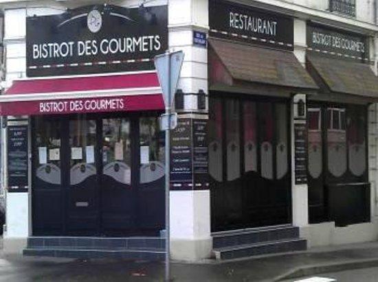 Restaurant Rue Henri Barbier