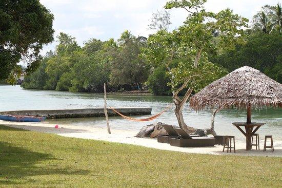 Cocomo Resort : Great Spot