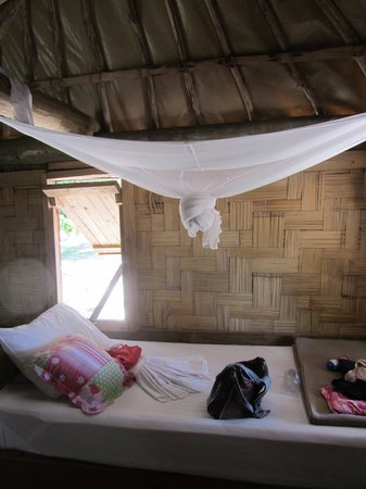 Barefoot Manta Island: Bureau 1