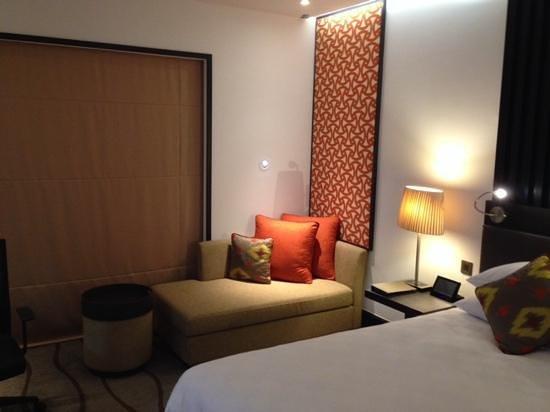 Sama-Sama Hotel KL International Airport: Setee