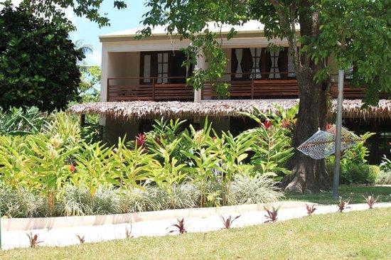 Cocomo Resort : Huge rooms