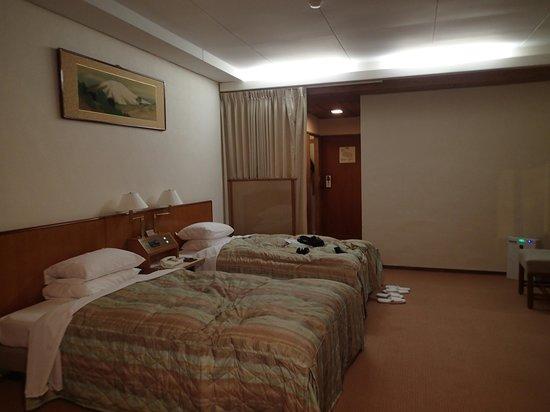 Fujiya Hotel: へや2