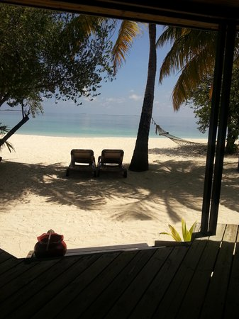 Kuredu Island Resort & Spa : From our villa 259