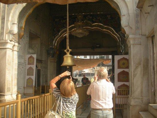 Hotel Ishan Villa : At Lal Mata Temple