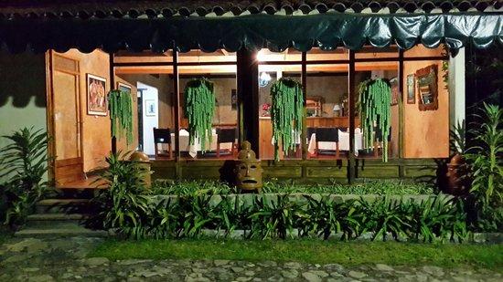 Hotel San Buenaventura de Atitlan: Restaurante
