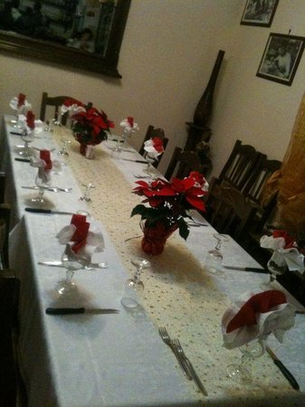 Country House La Contadina : Natale