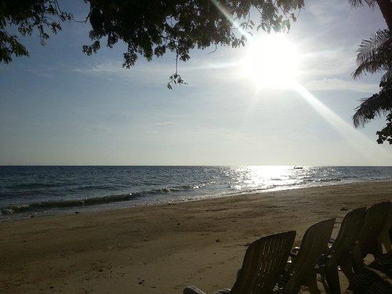 Tohko Beach Resort : Beach