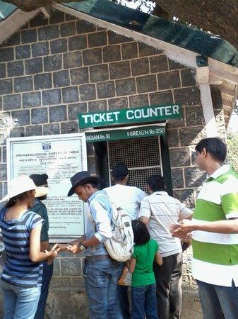 Elephanta Caves Mtdc Ticket Counter