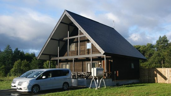 Hamatonbetsu Onsen Wing: Cottage外觀