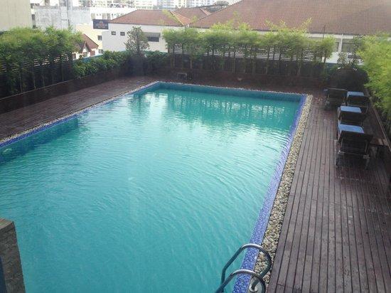 Marvel Hotel Bangkok: Pool