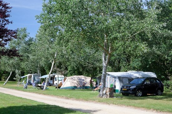 Camping Village de la Guyonniere : Emplacements tentes