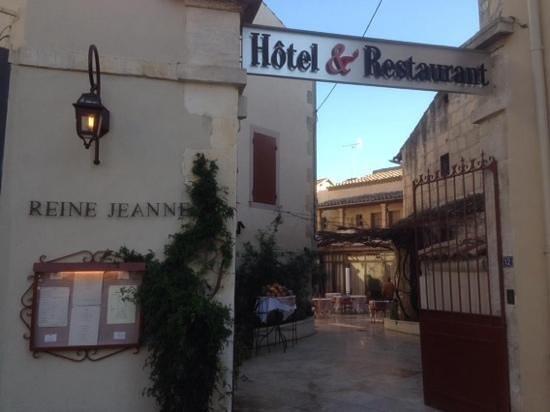 Restaurant Fanny Rey : très bel endroit
