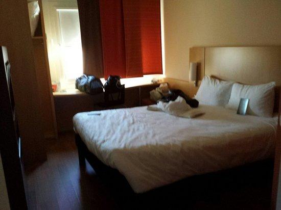 Ibis Madrid Calle Alcala : Habitación doble