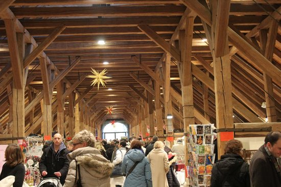 St. Maria Himmelfahrt: Urig