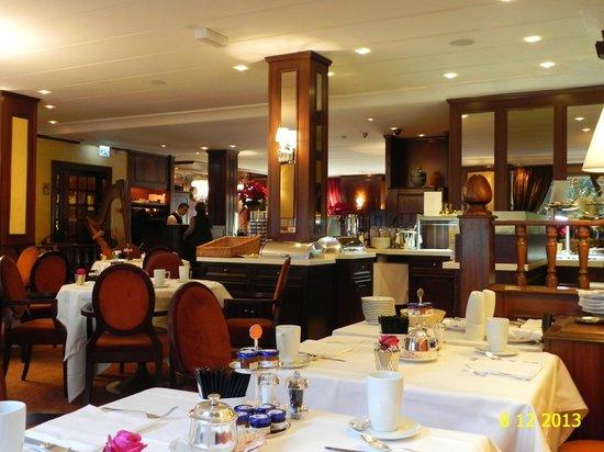 Hotel Bristol: Restaurant