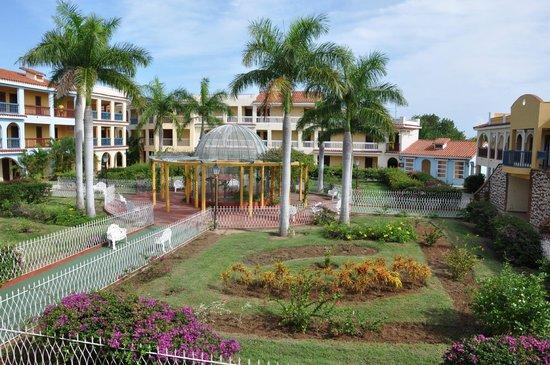 Brisas Trinidad del Mar: Вид из номера
