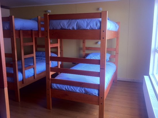 Hostel Motas de Coiron: Dormitorio
