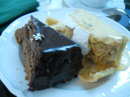 Wellnesshotel Almhof Call: dolce pomeridiano