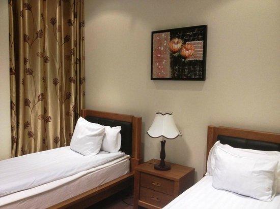 Hotell Arstaberg : Номер