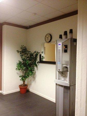 Hotell Arstaberg : Кухня, кофе-автомат