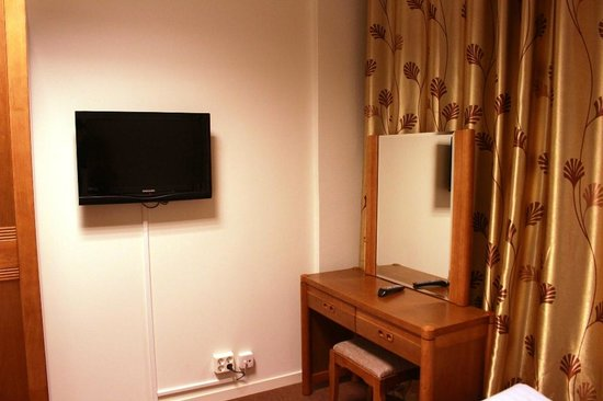 Hotell Arstaberg : Комната