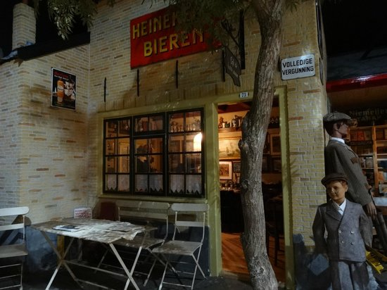 Hotel Nobel Ameland: overdekt museum Nobel