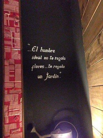 Cafe del Jardin: el hombre ideal