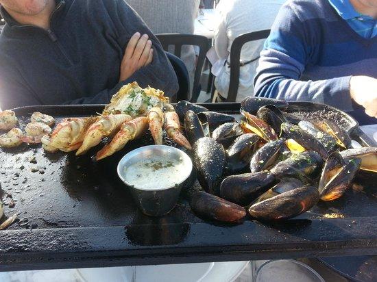 Salito's Crab House & Prime Rib: Parrillada