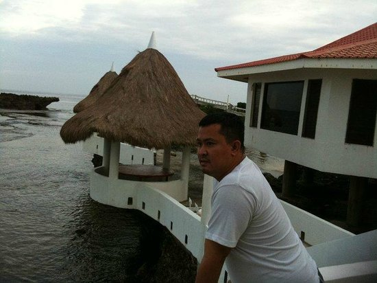 Treasures of Bolinao Beach Resort: beach area
