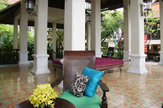 Puripunn Baby Grand Boutique Hotel : Lobby