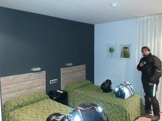 Hotel Rey Don Sancho: Habitación 113