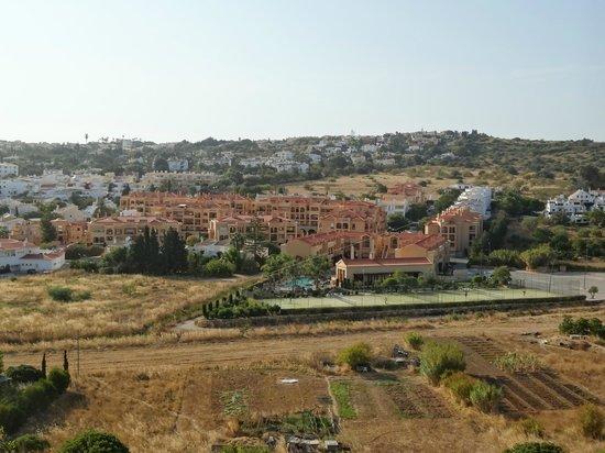 Praia da Luz: Общий вид деревни Luz