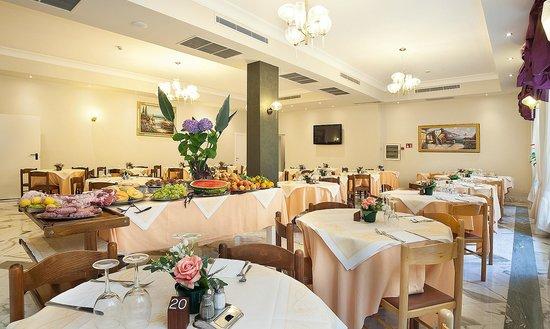 Hotel Club Sorrento: Restaurant