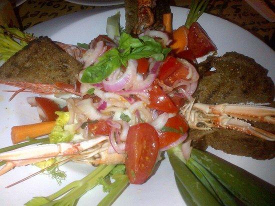 Chi Burdlaz: Un piatto favoloso! La loro specialità...