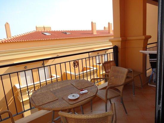 Hotel Baia da Luz: балкон