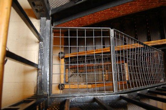 HI Ottawa Jail Hostel: Original features of Old Gaol, Ottawa
