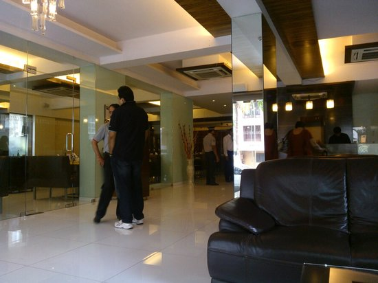 Keys Hotel Nestor : Reception