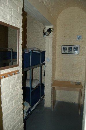 HI Ottawa Jail Hostel: Single cell room Ottawa Jail