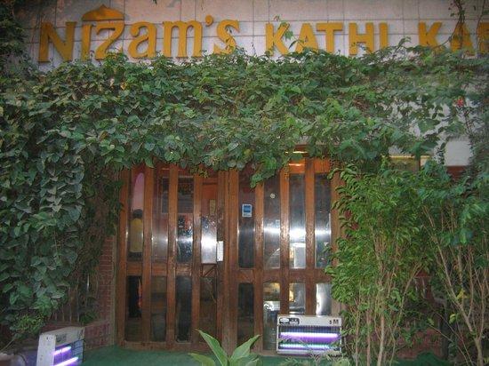 Nizam's Kathi Kabab: A splash of Greenery to support ECOLOGY