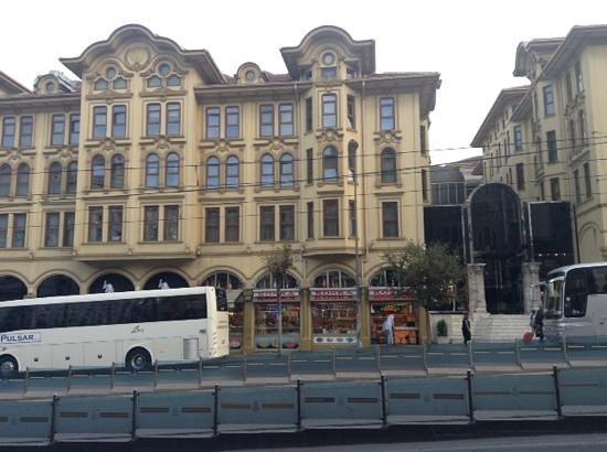 Grand Ons Hotel: Магазин Koska неподалеку от Grand Ons
