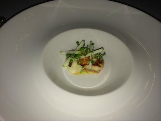 Swinton Park Country Club and Spa : Scallops
