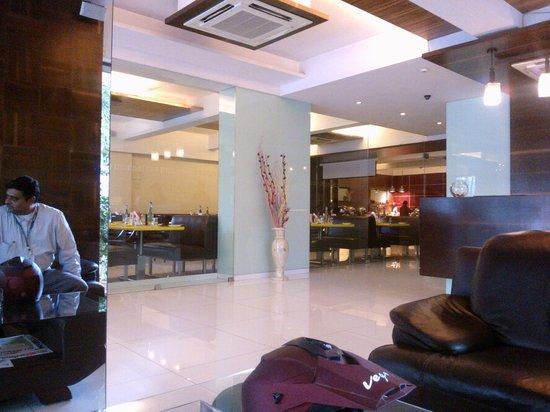 Keys Hotel Nestor: Welcome area