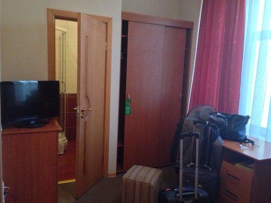 Stary Nevsky Hotel: Прокуренный номер