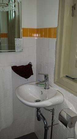 Kam Leng Hotel: Sink