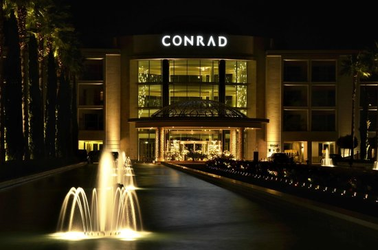Conrad Algarve : Entrance