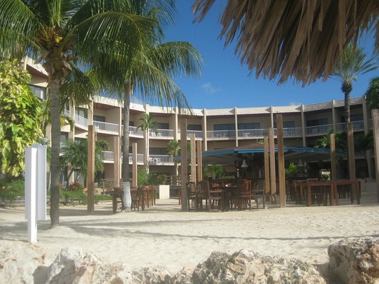 Sunscape Curacao Resort Spa & Casino : Pelican Building