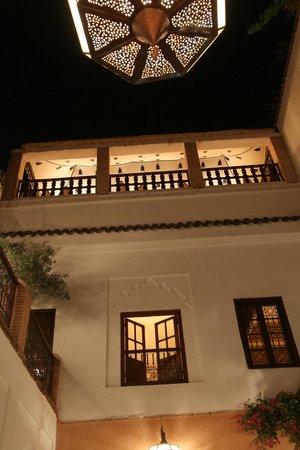 Dar Warda: Vue de la terrasse