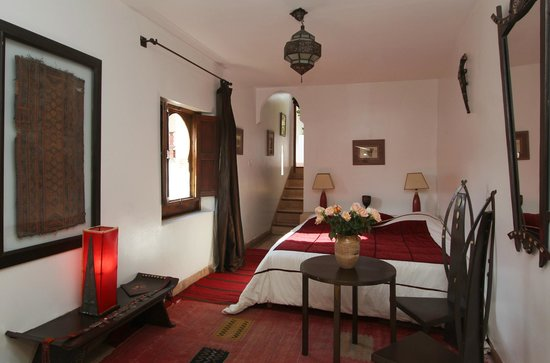 Dar Warda: La chambre Nomade