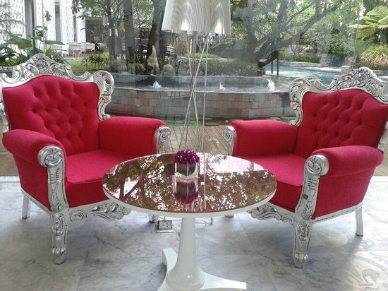 Hua Chang Heritage Hotel: More beautiful furnitures