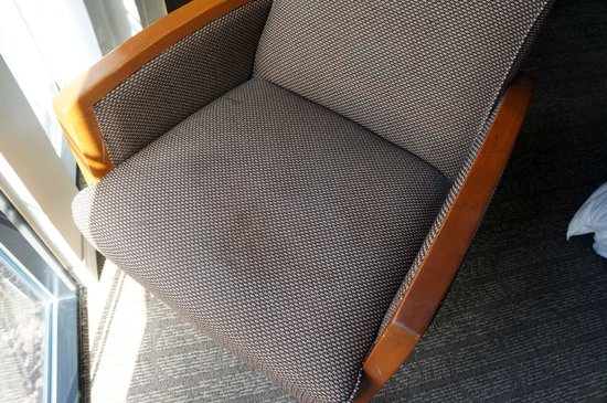 Hard Rock Hotel at Universal Orlando : Room Chair